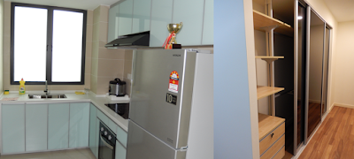 Kitchen Renovation and Aluminium Wardrobe