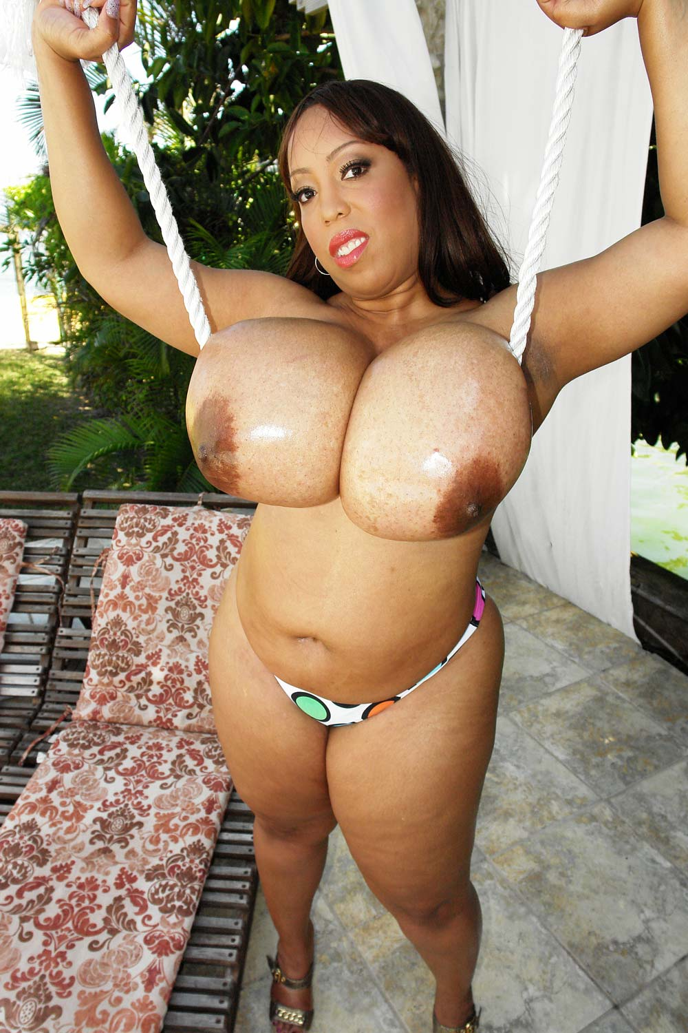 Miss deja huge natural black tits gets fucked 6