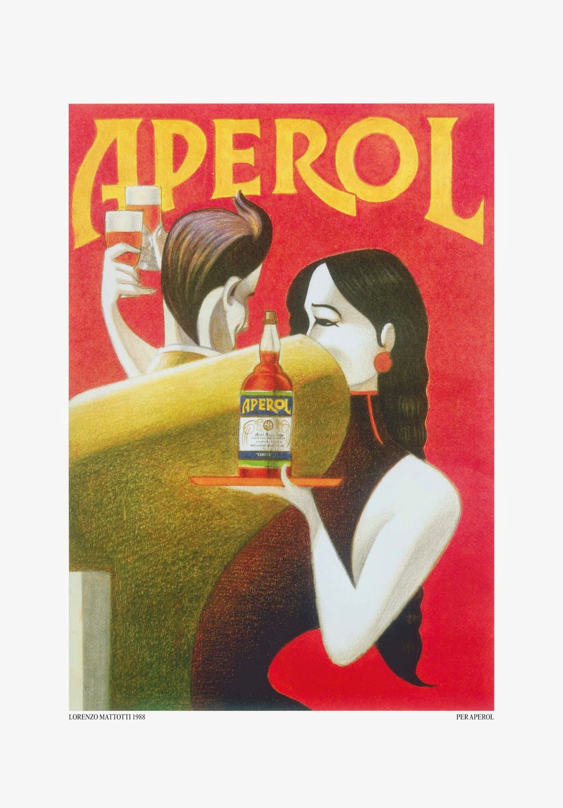 Aperol Ad | Aperol Spritz | Noble Hostess
