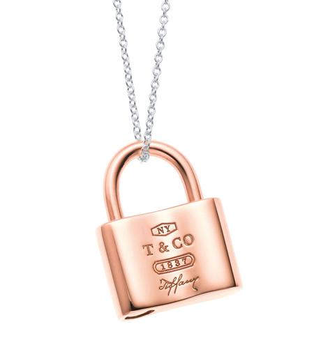 Tiffany & Co lance son nouveau métal précieux : Le Rubedo