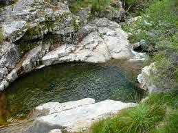 piscine naturelle rio batuecas