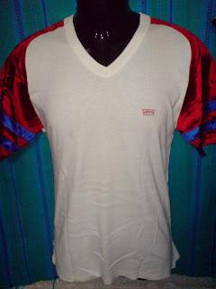 vintage levis satin shirt