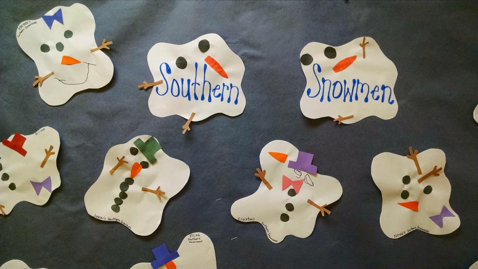 snowmen childcare