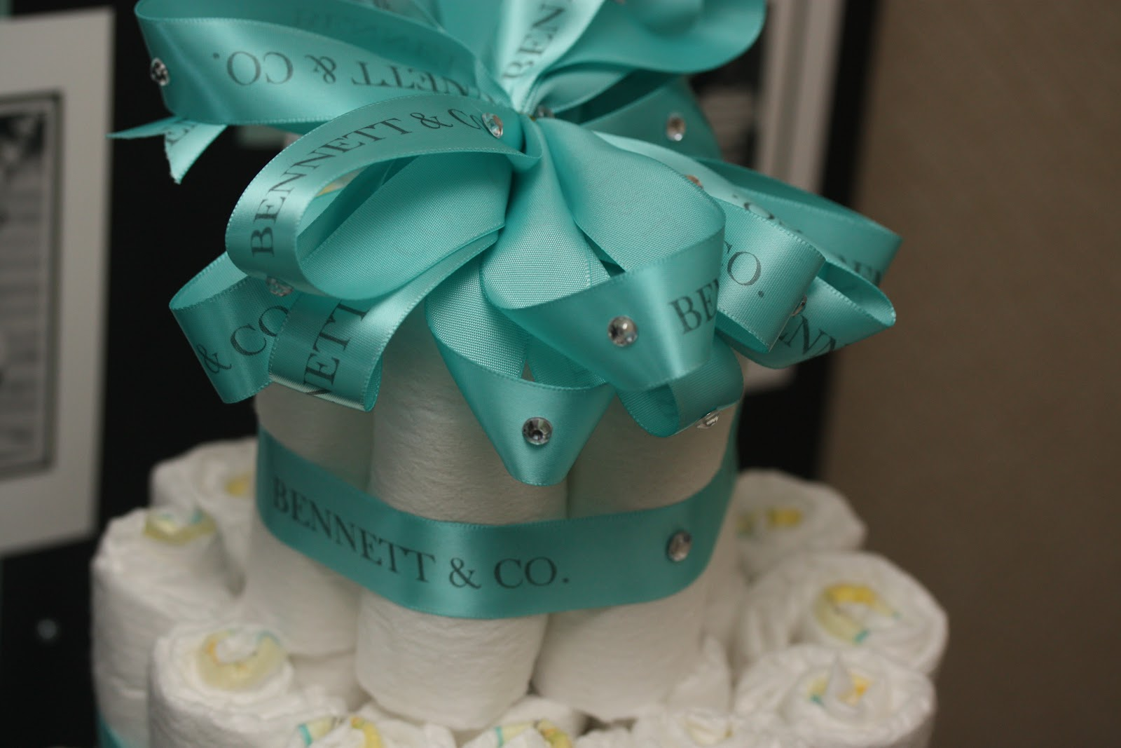 Little Big Company | The Blog: A Tiffany Inspired Baby Shower By Fresh  Celebrations