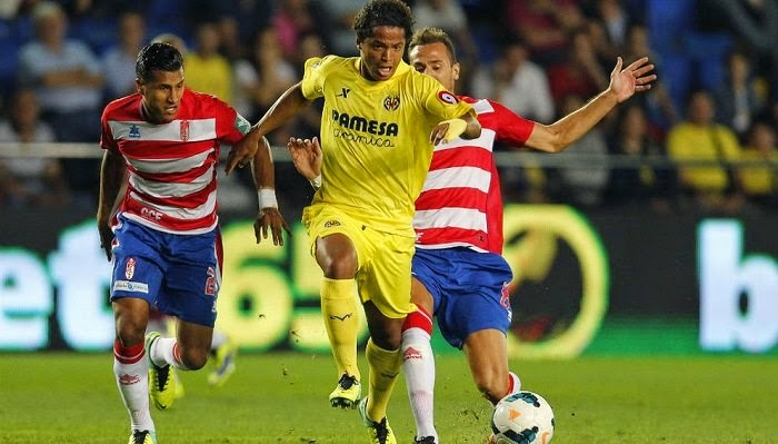 Villarreal vs Granada en vivo