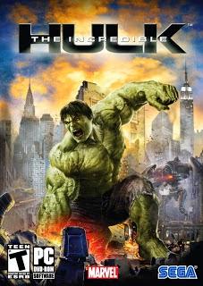 تحميل وتتبيث لعبة الحرب والمغامرات the incredible hulk مضغوطة بحجم 230 MB