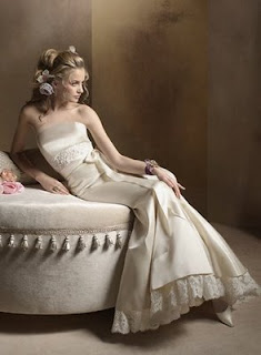 New Alvina Valenta Wedding Dress Design