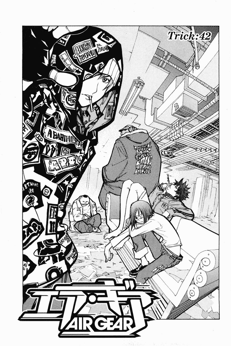 Air Gear Chap 042