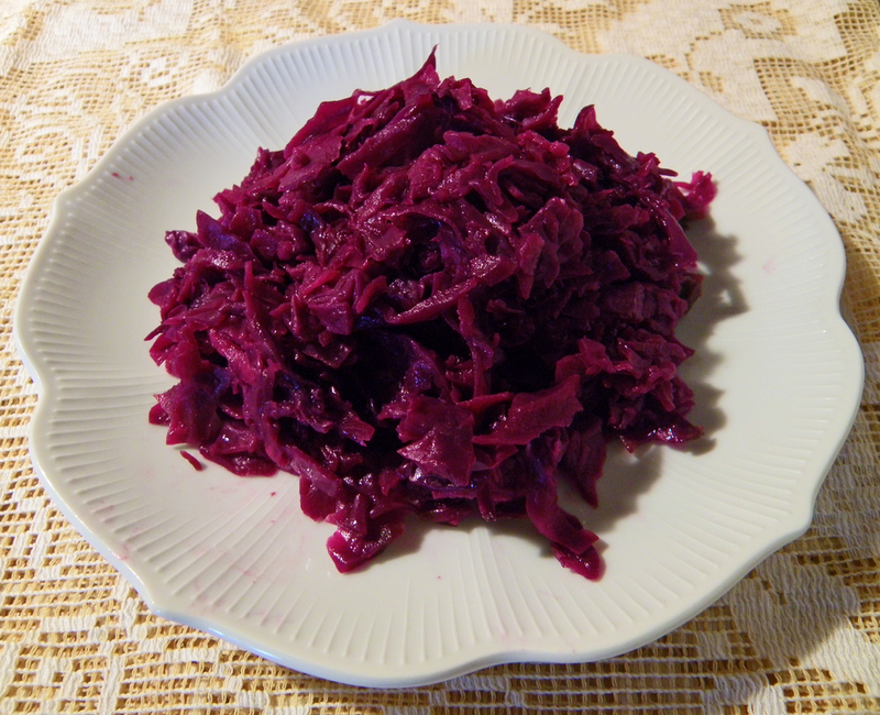 golden europe restaurant red cabbage recipe