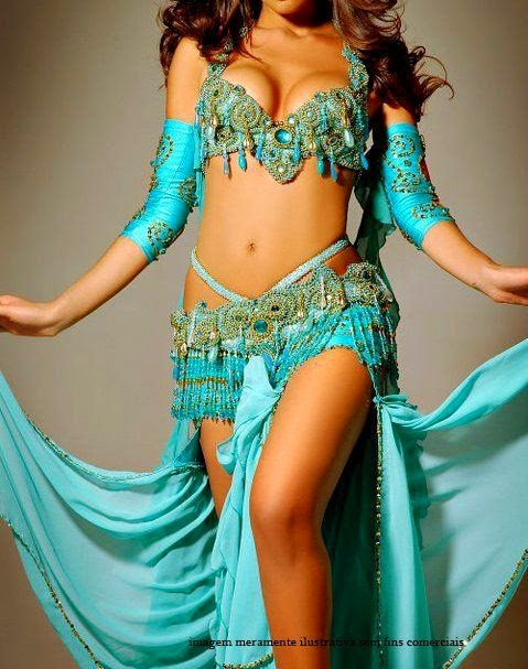 belly dance costume Bella