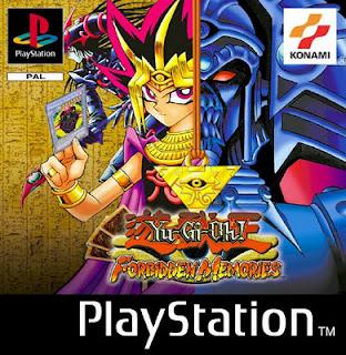 Free Download Games Yu-Gi-Oh! Forbidden Memories (mediafire)