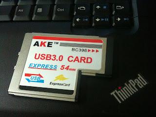 T400 expresscard-slot