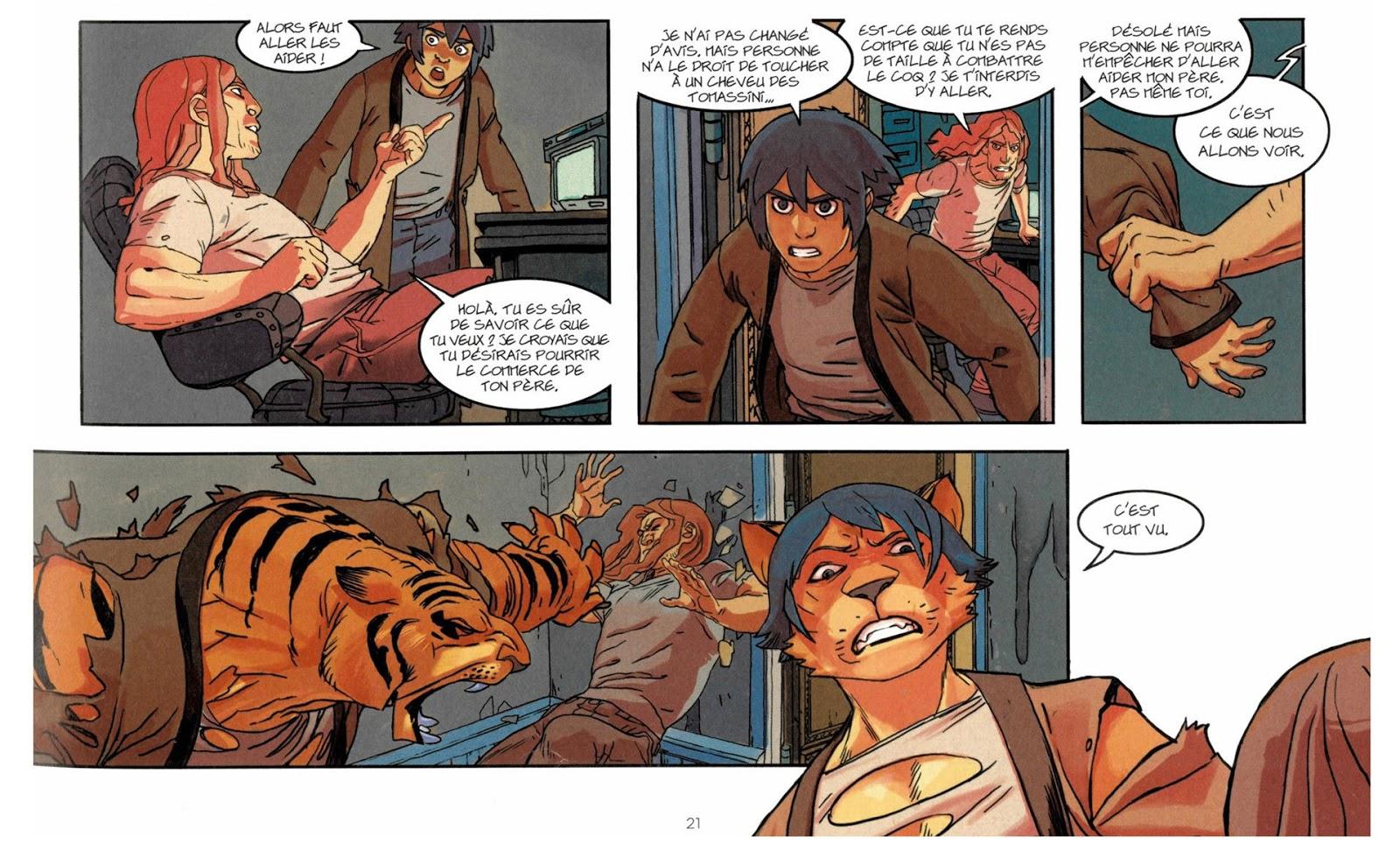 tiger erotic story