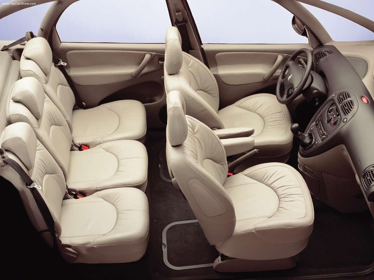 Moteurs for Interior xsara picasso