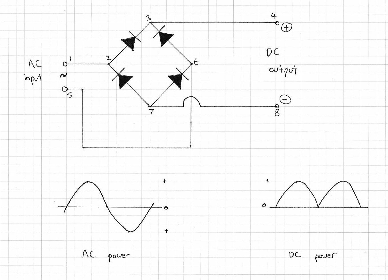 dc to voltage converter schematic