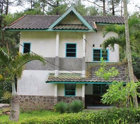Villa Camp D Gathering Akbar KACI IV