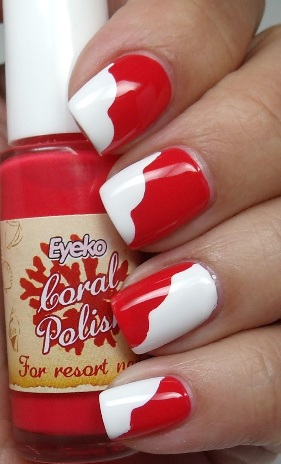 Colores de Carol: Eyeko - Coral Polish