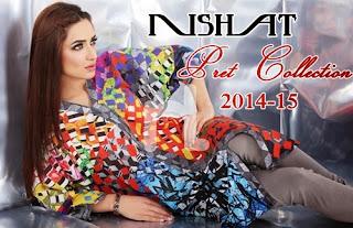 Nishat Pret 2014