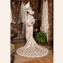 Ann Marie Dress - Affordable Wedding Dresses: Victorian