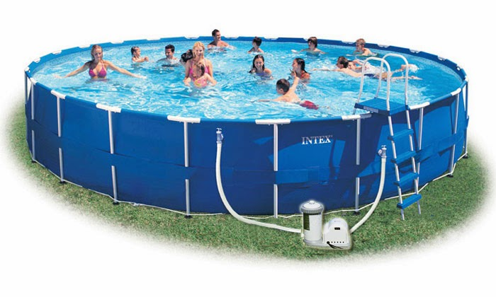 Piscinas easy set septiembre 2015 for Piscina estructural intex