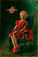 The Hunger Games: Catching Fire Effie Poster