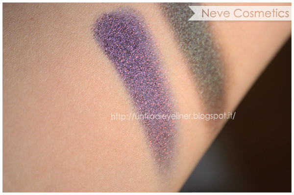 Swatch Chimera (Duochrome) - Neve Cosmetics
