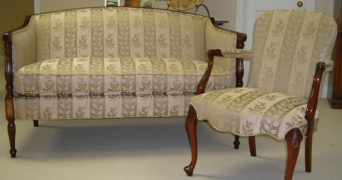Wydeven Designs Furniture Style Series Sheraton Style Settees