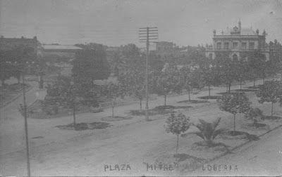 Plaza Mitre de Lobería