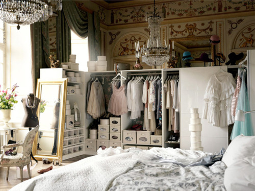 Eye For Design Beautiful Closets To Play Dress Up In
