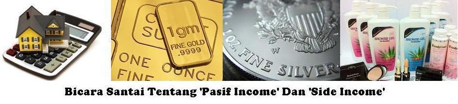 Bicara Santai Tentang 'Pasif Income' dan 'Side Income'