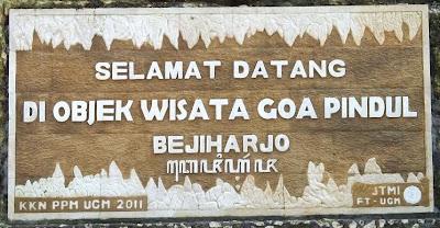 Jelajah Wisata Alam Goa Pindul Disbudpar Gunungkidul