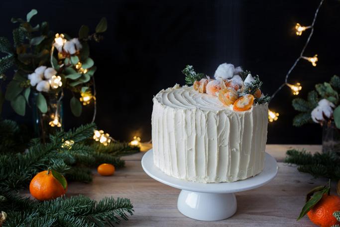 Baking with Anastasia: 4-LAYER CAKE WITH ORANGE CRÈME BRÛLĖE AND ...