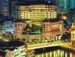 Hotel Murah di Clarke Quay/Riverside SG - Swissotel Merchant Court