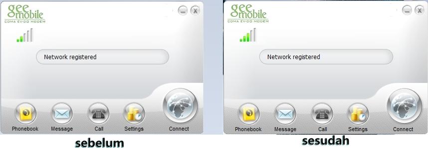 Penguat Sinyal Modem CDMA GSM