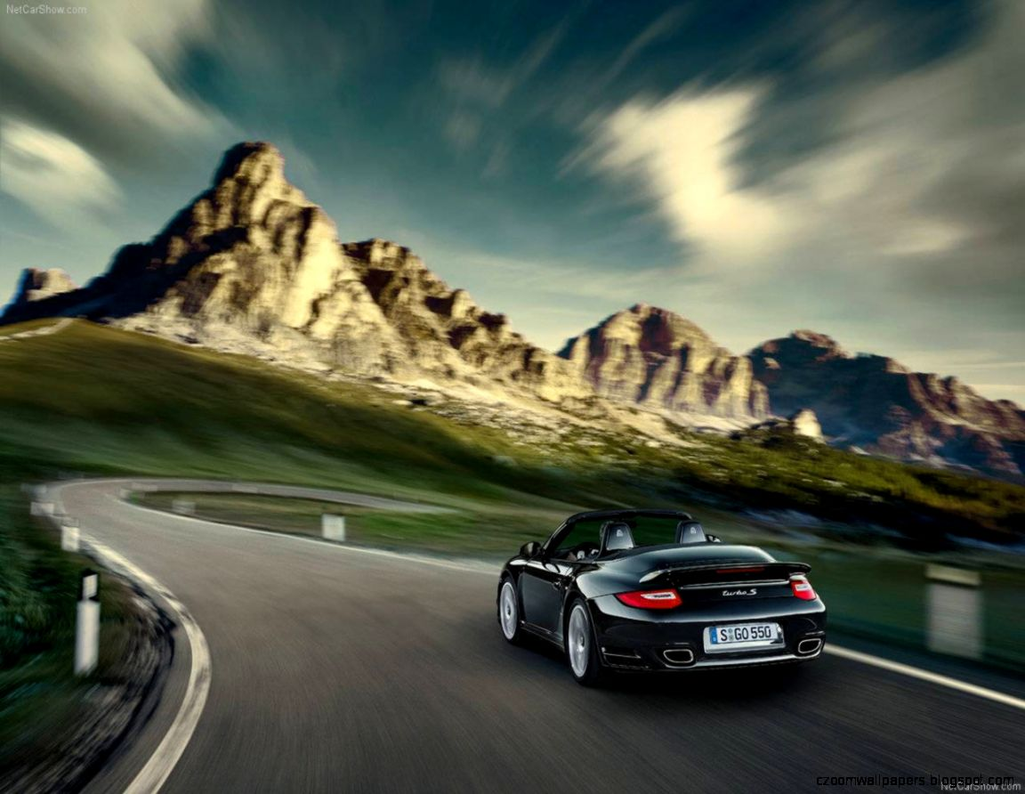 Porsche 911 Turbo Iphone Wallpaper
