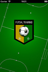 Futsal App - get it now