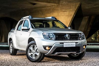 Το Renault Duster Oroch