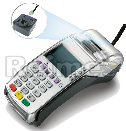 Maquina de Cartao de Credito Com Fio Fixa Micro Empreendedor Individual
