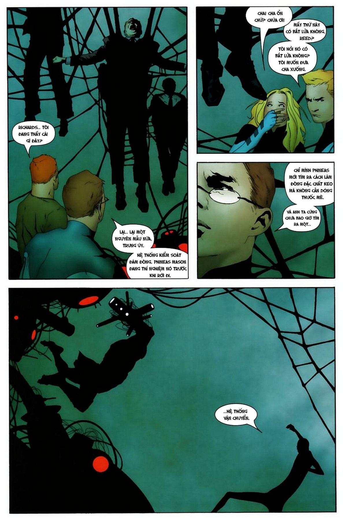 Ultimate Fantastic Four chap 19 - Trang 19