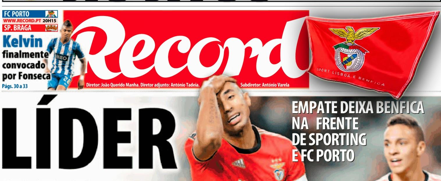 jornal record pt
