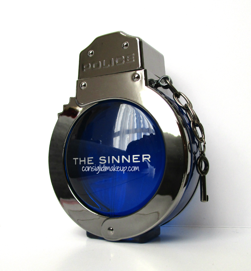 police eau de toilette the sinner