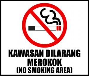 sanksi pelanggaran terhadap perda larangan merokok