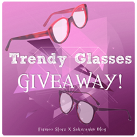 Trendy Glasses Giveaway
