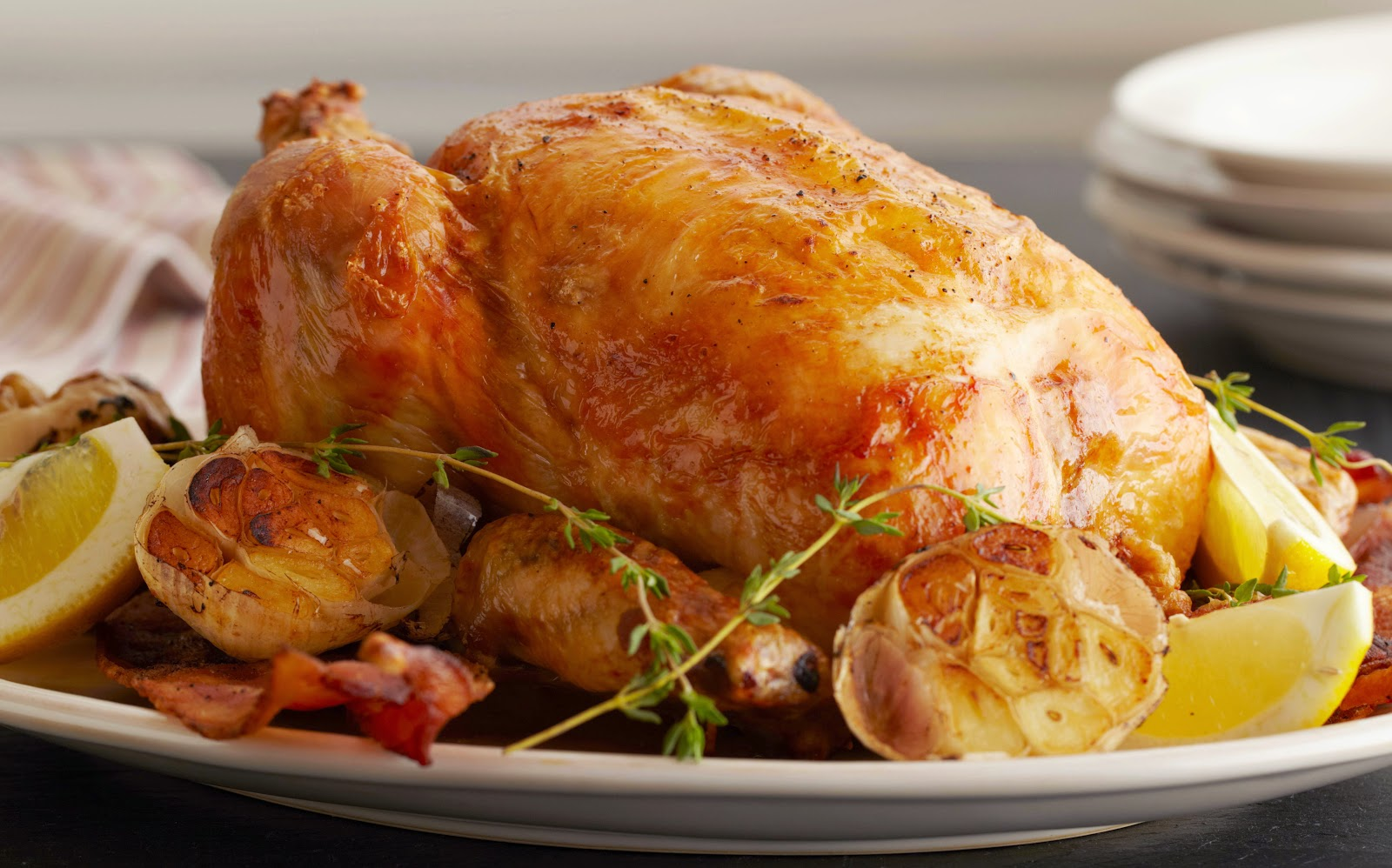 Welcome Home Blog: My Mom's Moist and Juicy Roast Turkey