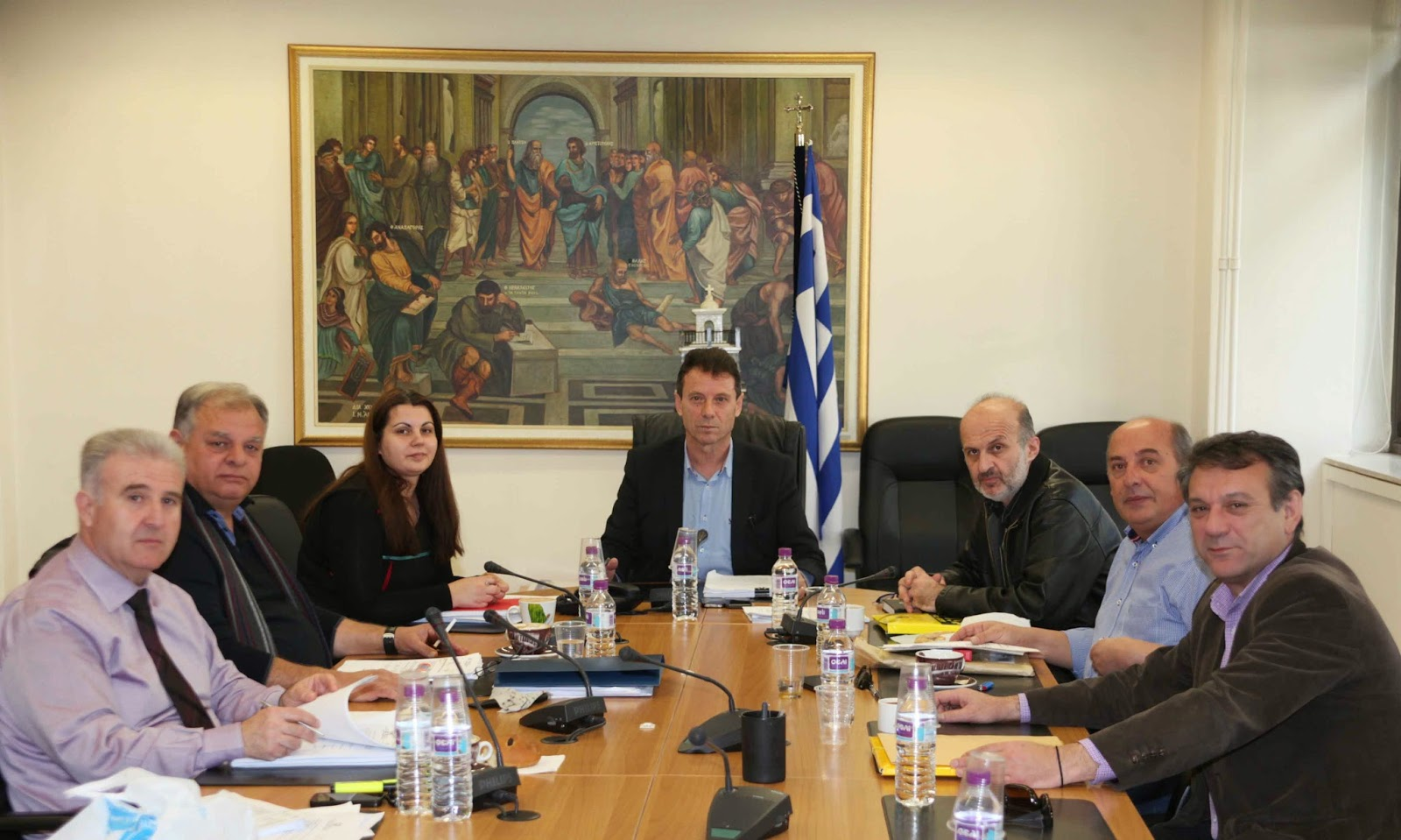 16η Πρόσκληση σε συνεδρίαση της Οικονομικής Επιτροπής της Περιφέρειας Δυτικής Μακεδονίας
