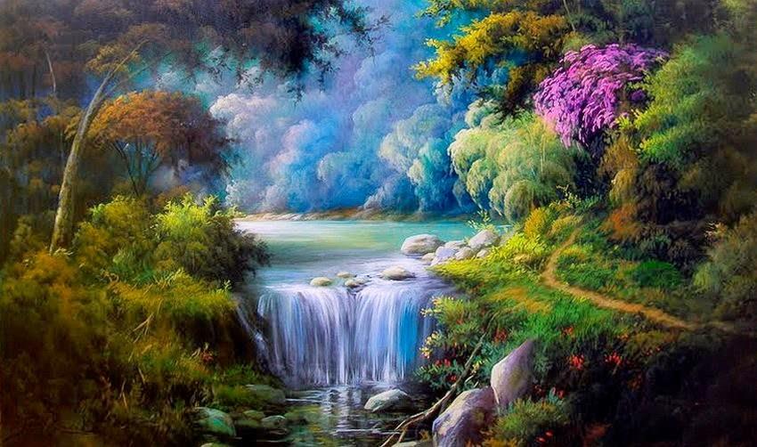 Pinturas que me gustan my way jorge maciel colores de la - Ver colores de pinturas ...