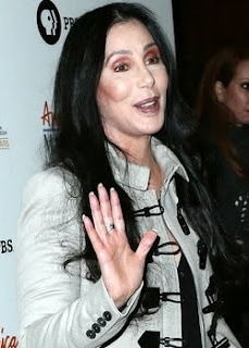 Cher, whose new album is set for release between January and March 2013