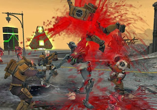 Warhammer 40k Dawn Of War Dark Crusade Game
