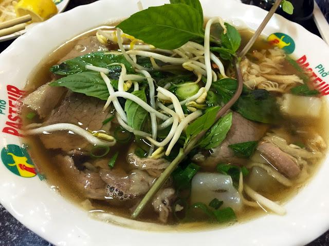 Pho Pasteur Beef Noodle Soup Parramatta