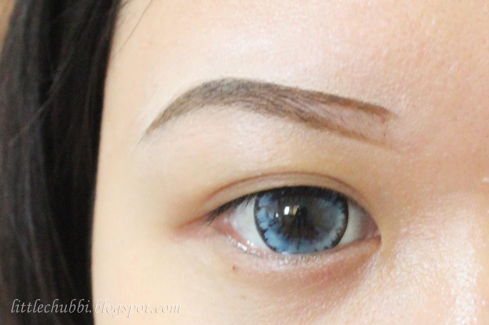 LittleChubbi: Tutorial How to Get The Perfect EyeBrow